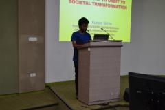 A K Sinha - Alumni Speak - 15th Sep, 2017