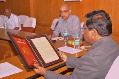 DAA Award Function of Dr. Periannan Kuppusamy
