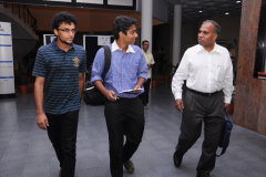 Faculty Interaction with Dr. Subra Suresh - July 18, 2013