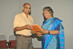 Prof. Meera Chandrasekhar - Lecture on July 9, 2015
