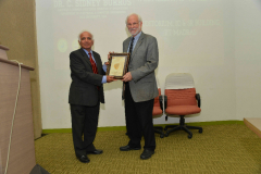 Prof. S Sampath Endowment Lecture Series- by Dr. C. Sidney Burrus