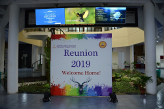 Reunion Day - 27th Dec 2019