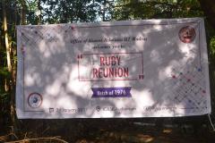 Ruby Reunion -  Batch of 1976 - Jan 2,2017