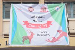 Ruby Reunion - Class of 1977