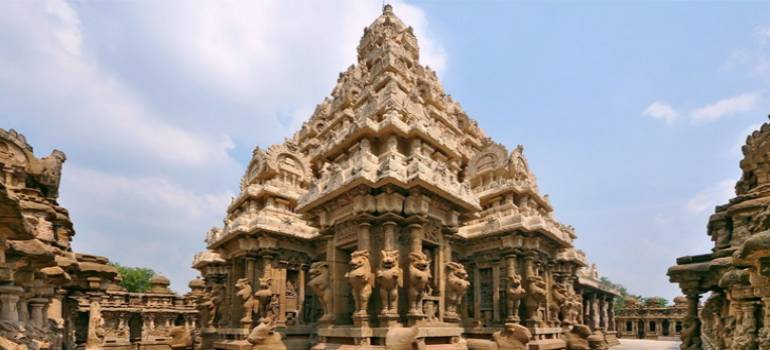 ASI to join hands with IIT Madras experts to preserve 1,300-year-old Kailasnathar temple in TN