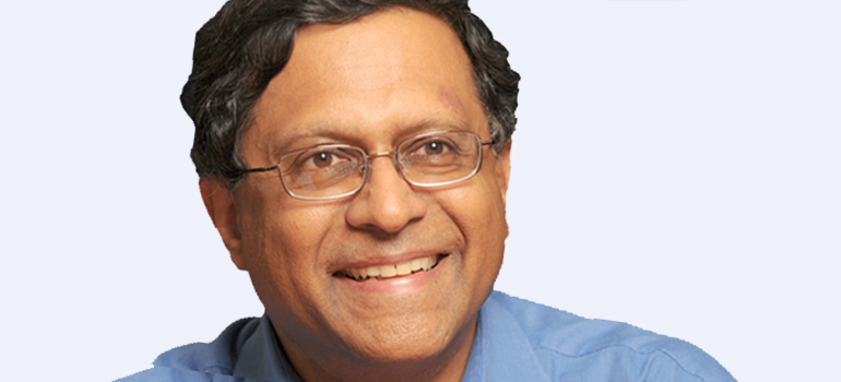IIT Madras distinguished alumnus Prof. George Verghese receives 2021 SoE Capers and Marion McDonald Award