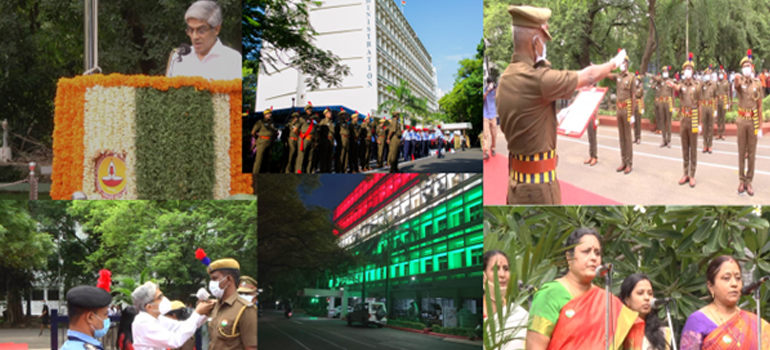 Independence Day at IIT Madras