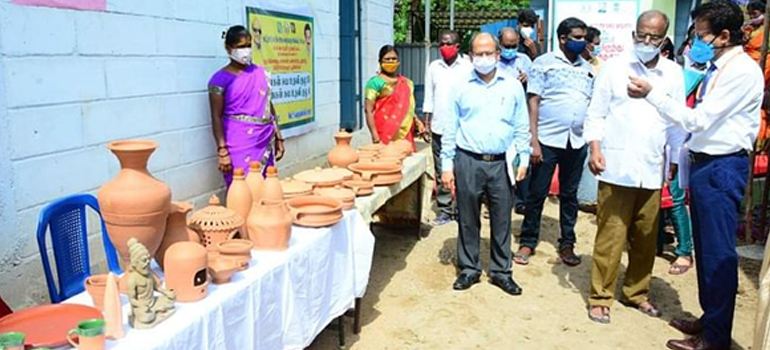 IIT Madras to help Tamil Nadu potters develop microwave-safe cooking utensils at new facility