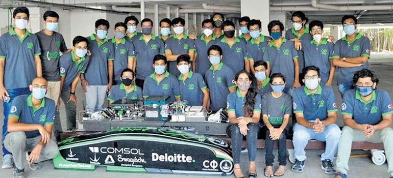 IIT-Madras team overcomes Covid hurdle to shine in European contest
