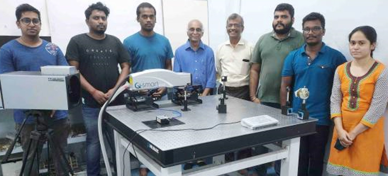 IIT Madras develops technique for identification of pollution deposit in power transmission network